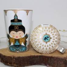 Tisanera Mug TEAEVE Eigenart Little Shiva