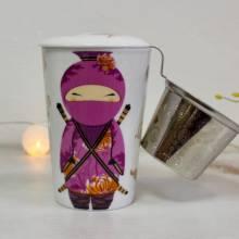 Tisanera Mug TEAEVE Eigenart Little Ninja