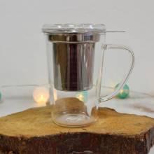 Minako Teapot with Warmer