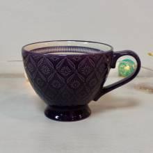 Mug infuser with rest