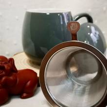 Tisanera gris tealovers teatime