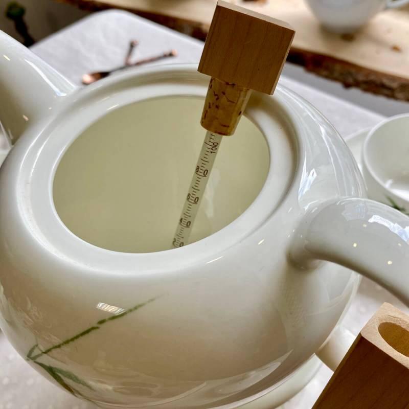termometro de agua te tealovers tea time