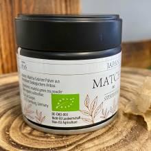 Matcha Platinium Ceremonial Bio Organico Japon Té Verde Polvo Tensha 1st Flush