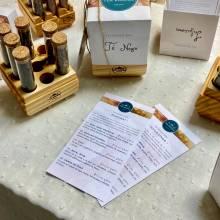 Tea Bridge Box 2.0 - Lista Explicativa