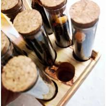 Tea Bridge Box 2.0 - Detalle Madera