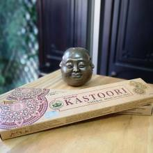 Incienso goloka orgánico Kastoori