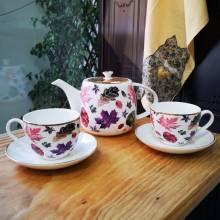 Juego de té Mapple, Tealovers