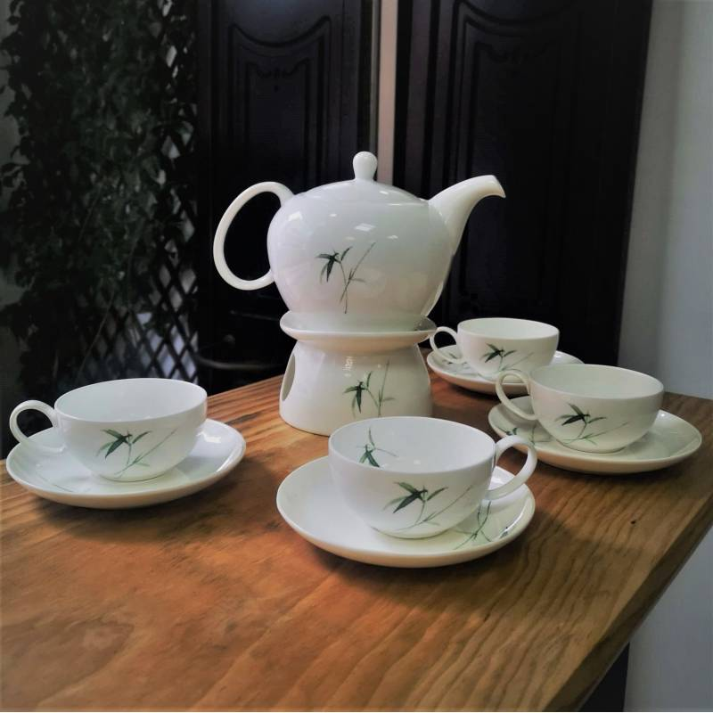 Juego de té Minako