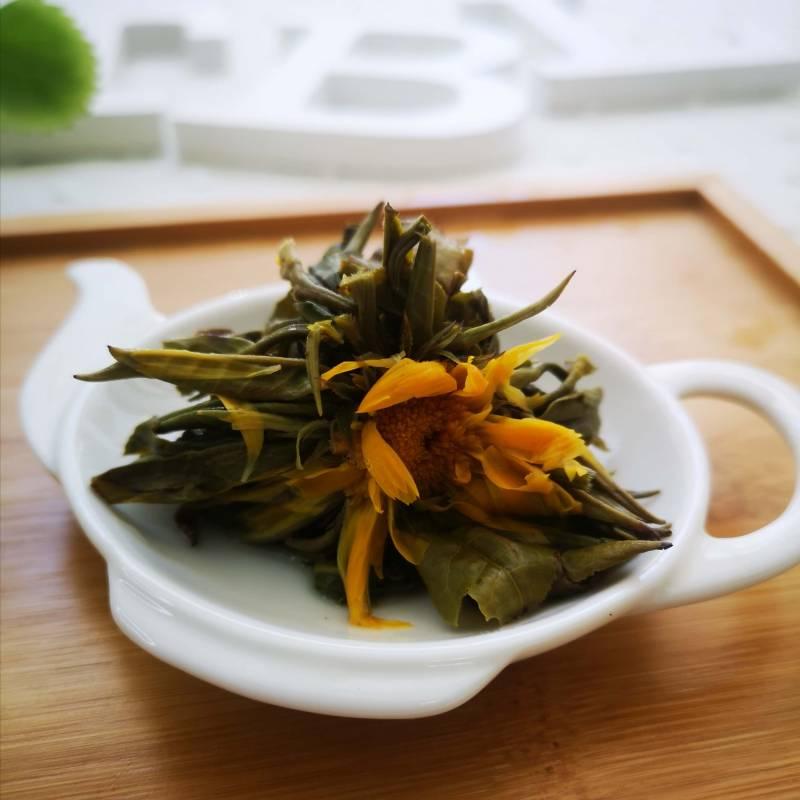 Platito blooming tea