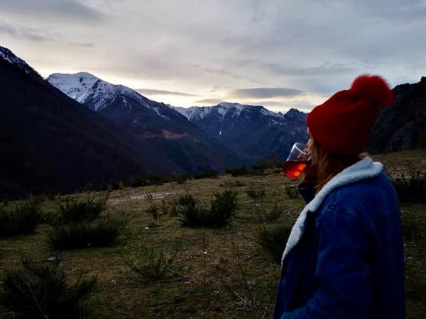TeaLover Tés Naturaleza Montañas Lifestyle