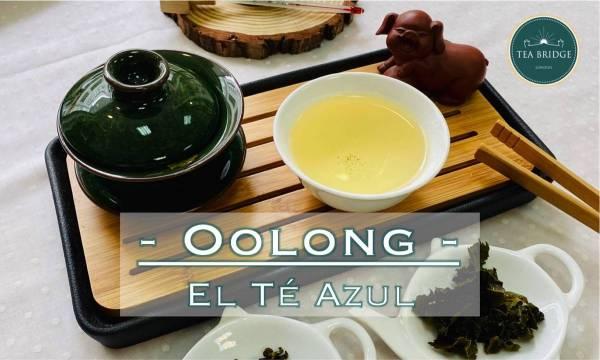 OOLONG - El Misterioso Té Azul