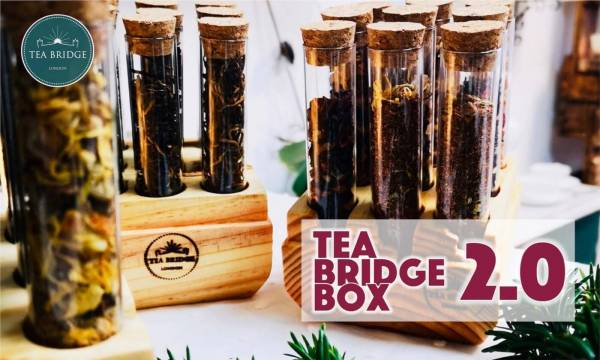 "Surtidos ""Tea Bridge Box 2.0"""